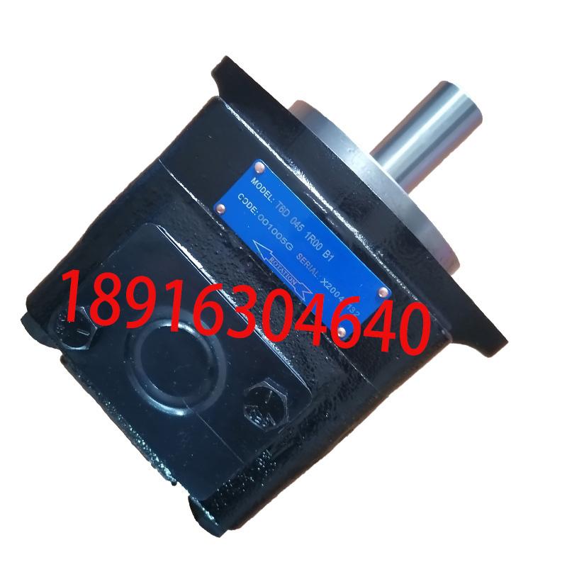供应美国丹尼逊T6D-014-1R01-B1叶片泵