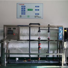 杭州食品饮料灌装生产线配套汇泉环保单级纯化水设备定制供应