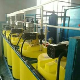 张家港电镀酸洗加工配套汇泉一体化污水处理设备零排放定制