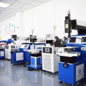 光纤经济型激光焊接设备 紫外线 光纤激光打标设备免费培训