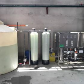 苏州电镀用水设备,电镀线清洗用ro纯水设备定制