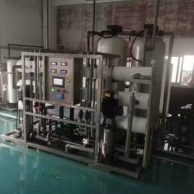 无锡湿巾纸生产加工专用环保ro单级纯净水设备厂家定制