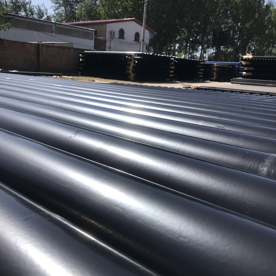 江西电力穿线150热浸塑钢管厂家生产销售