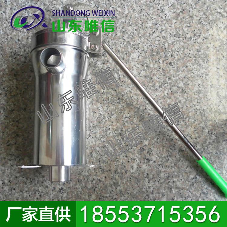 不锈钢手摇水泵 手摇水泵主要用途 耐用排灌设备供应