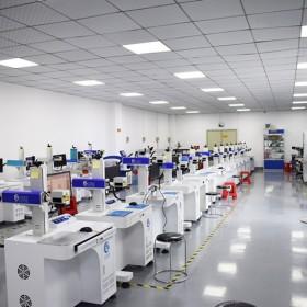 玻璃电镀激光打标机 高精度激光镭雕机20w激光镭雕机上门服务