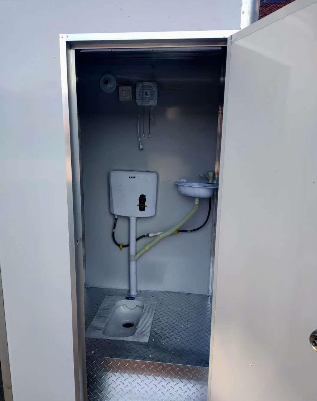 沧州普林钢构移动厕所移动旱厕移动箱体