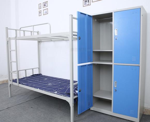 东莞定制学生床铁架床公寓床
