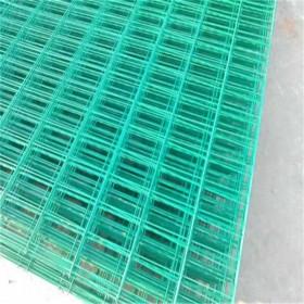 楼房抗裂网片 喷塑防护网外墙电焊网片园林钢筋网片