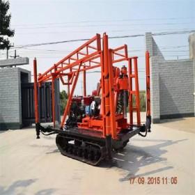 矿用XY-180型公路取芯钻机 履带勘查钻机