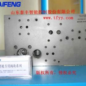 泰丰智能注塑机专用阀块系列HTL4900