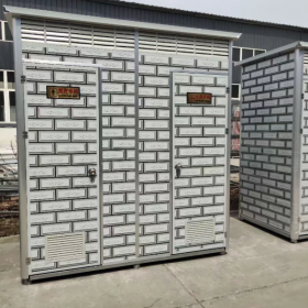 河北沧州普林钢构科技成品卫生间