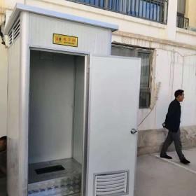 河北沧州普林钢构科技户外彩钢厕所
