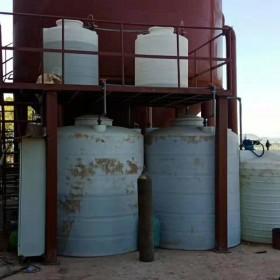 无锡洗沙场污水成套设备,环保汇泉一体化废水上门安装调试完成