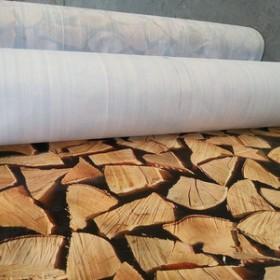 复合隔热防潮编织布 塑料编织布 彩印包装布