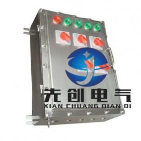供应常熟化工厂用不锈钢防爆配电箱