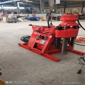 ZLJ200灌浆钻机性能特点 履带注浆钻机