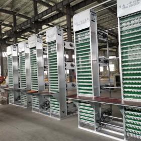 河南中州牧业生产批发自动化笼养设备 蛋鸡笼 肉鸡笼