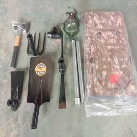 防汛组合工具包套装 便携式抢险工具包 防汛工具套装