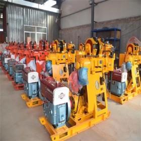 XY-1A型矿山取芯钻机知名厂家 小型水井钻机