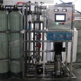 江苏学校学生食堂供应汇泉配套环保单级反渗透水处理价格