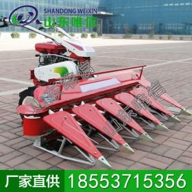 水稻割晒机 水稻收割机操作简单 收割机低价出售