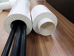 供应防寒防冻电热带PPR聚氨酯保温管