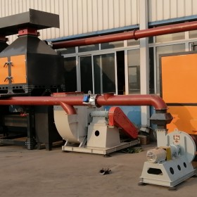 催化燃烧设备施工图