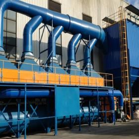 橡胶厂催化燃烧设备
