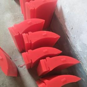 输煤皮带机头部刮板清扫器详细介绍