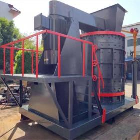 产地货源 建筑用砂制砂机设备 多功能耐磨立式破碎机