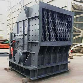 坚硬矿石石子大口反击破  高产量移动型反击式制砂机
