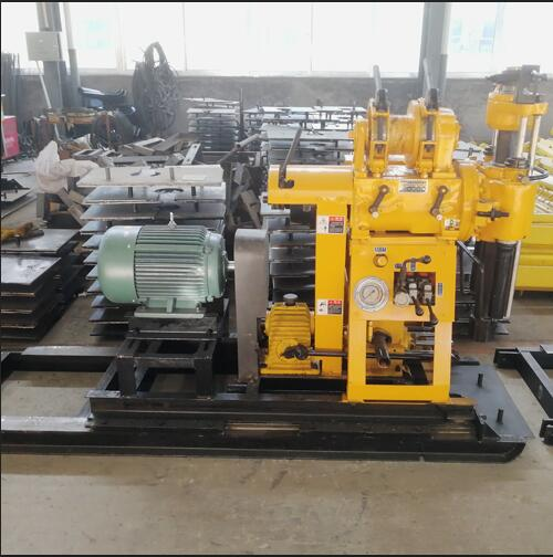 打200米柴油液压水井钻机 经济型农用钻井机