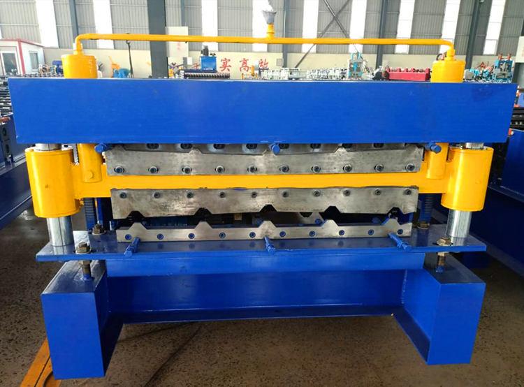 840-900全自动压瓦机现货供应价格 双层压瓦机发往周口