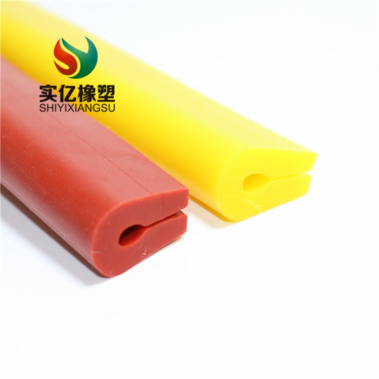 硅胶耐高温密封条 U型卡条 包边密封条