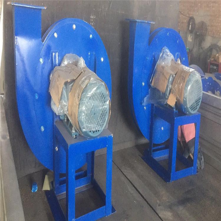 厂家供应离心式通风机 工业380V除尘风机 油漆房抽风机