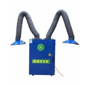 移动式焊烟净化器工业焊接烟尘除尘器环保用电焊二保焊吸烟机设备