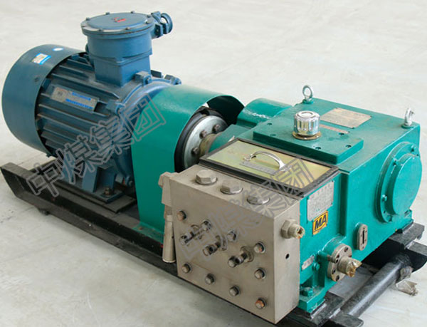BRW80系列乳化液泵站性能可靠,使用维护方便