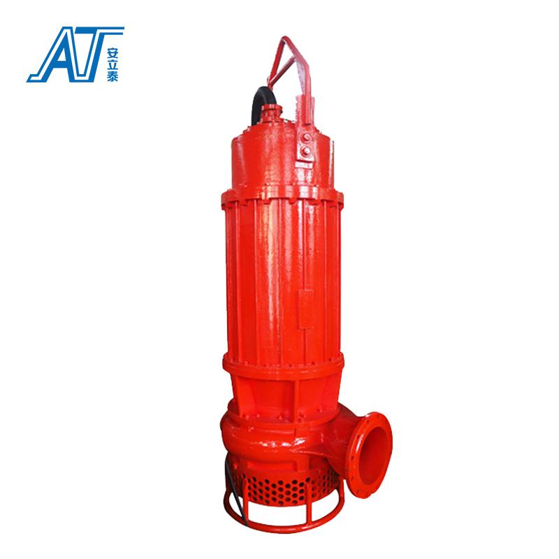 哈尔滨市WQB25-18-3不锈钢防爆潜水排污泵材质多样化