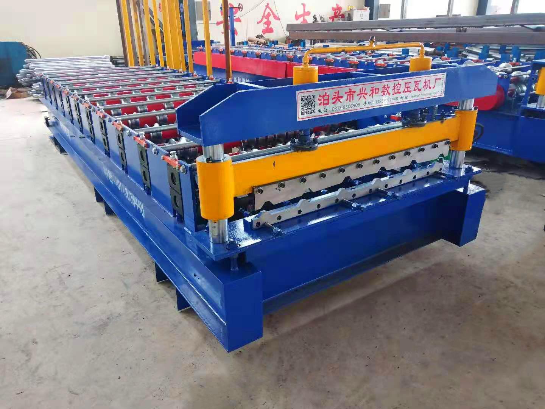 全自动840压(铁)瓦机 840快速单瓦机价格