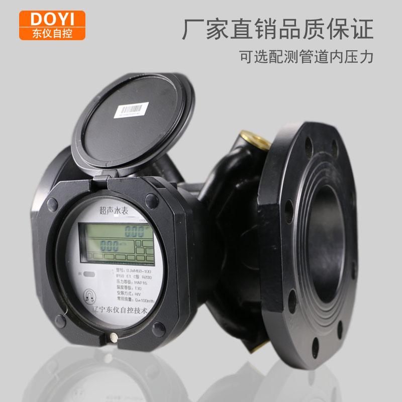 辽宁东仪双声道超声波流量计DS-CSWS1