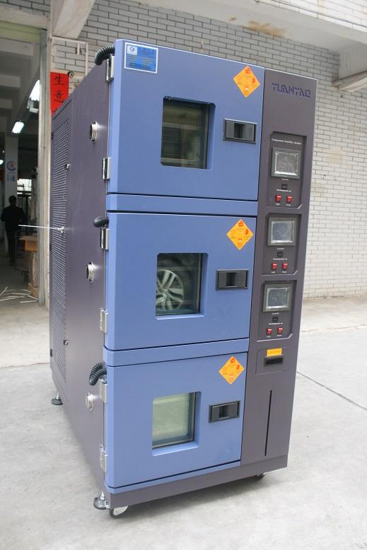 YTH-225可程式恒温恒湿循环水箱机,步入式环境试验箱