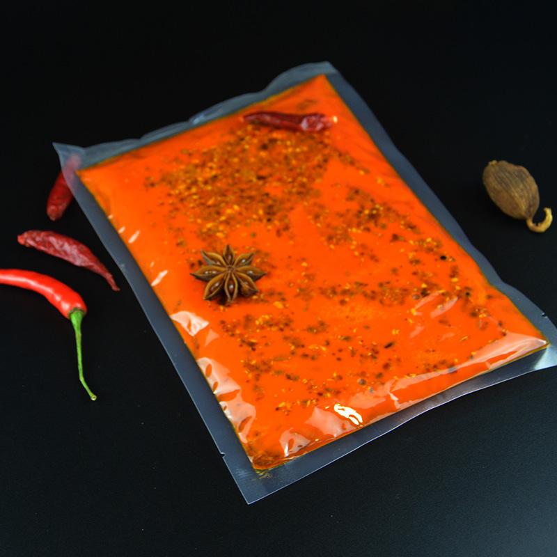 酱调料调味品燃面调料贴牌代加工