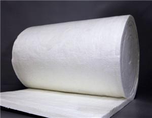 厂家出售陶瓷纤维毯保温毯 管道用隔热材料