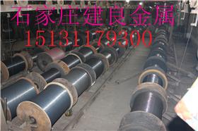 本厂专业生产镀锌铁丝 电镀铁丝 热镀铁丝 黑铁丝
