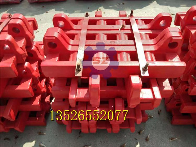 双志锻造齿轨11TXG147-6销轨42CrMo大量现货