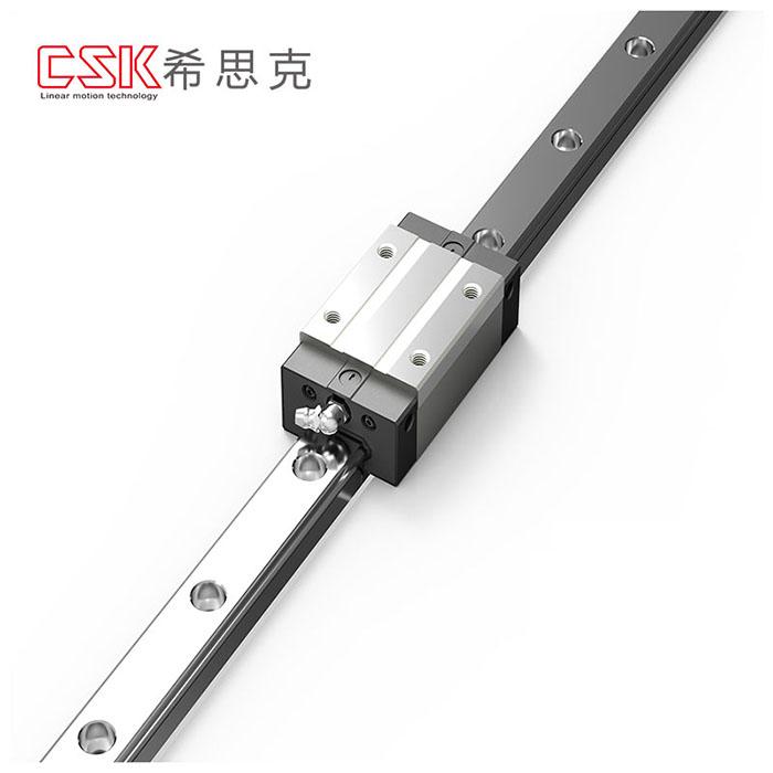 CSK直线导轨滑块线性导轨LMG15H/20/25/30