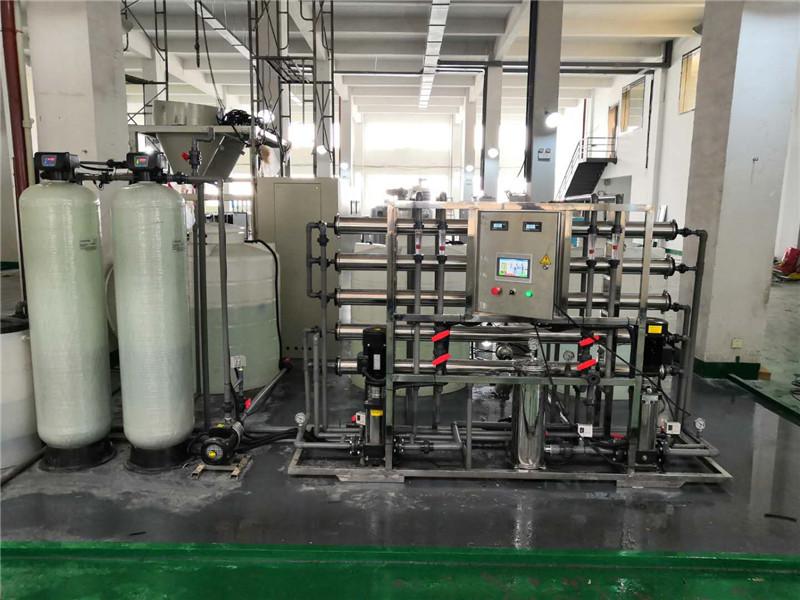 苏州反渗透设备|电镀行业纯水设备|离子交换设备