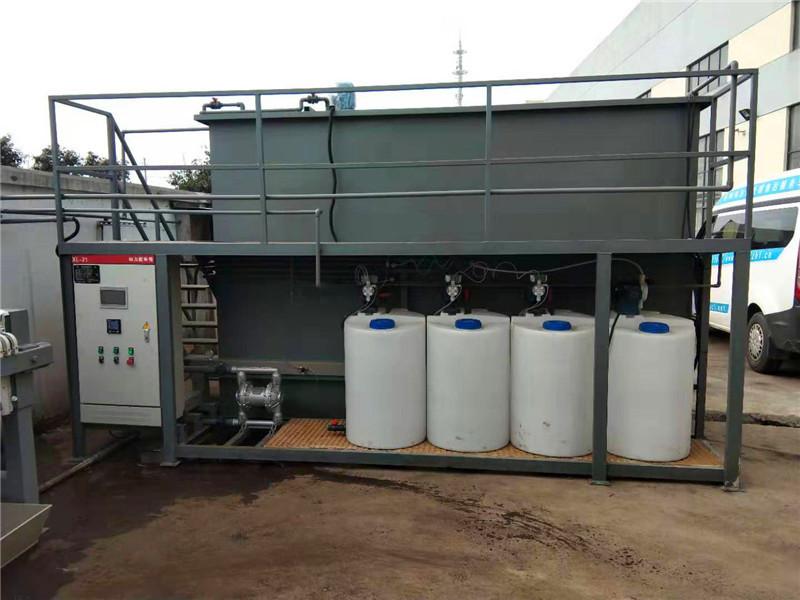 苏州园区废水设备/研磨废水处理设备/清洗废水处理