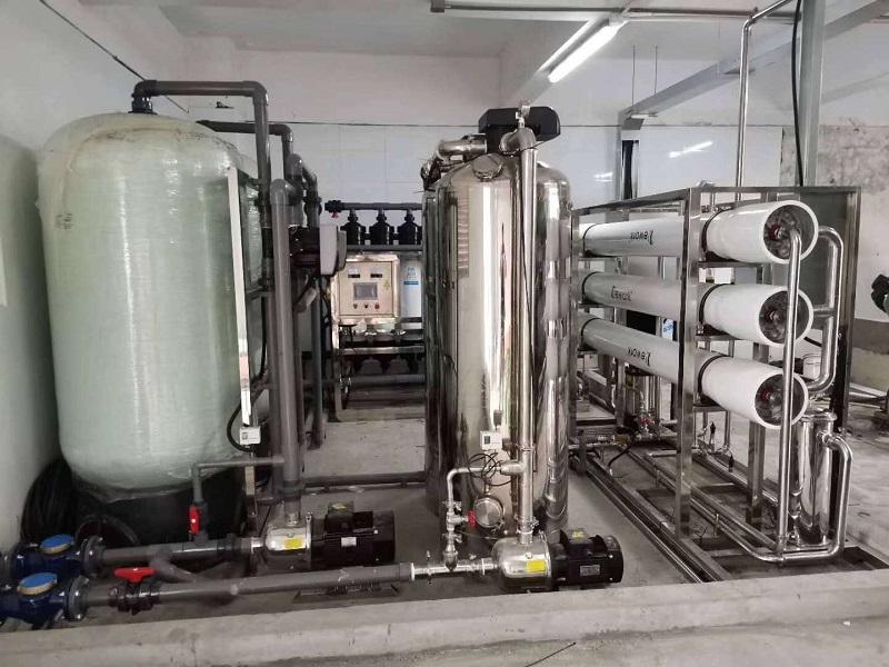 太仓水处理设备|纺织厂生产用水设备|中水回用设备