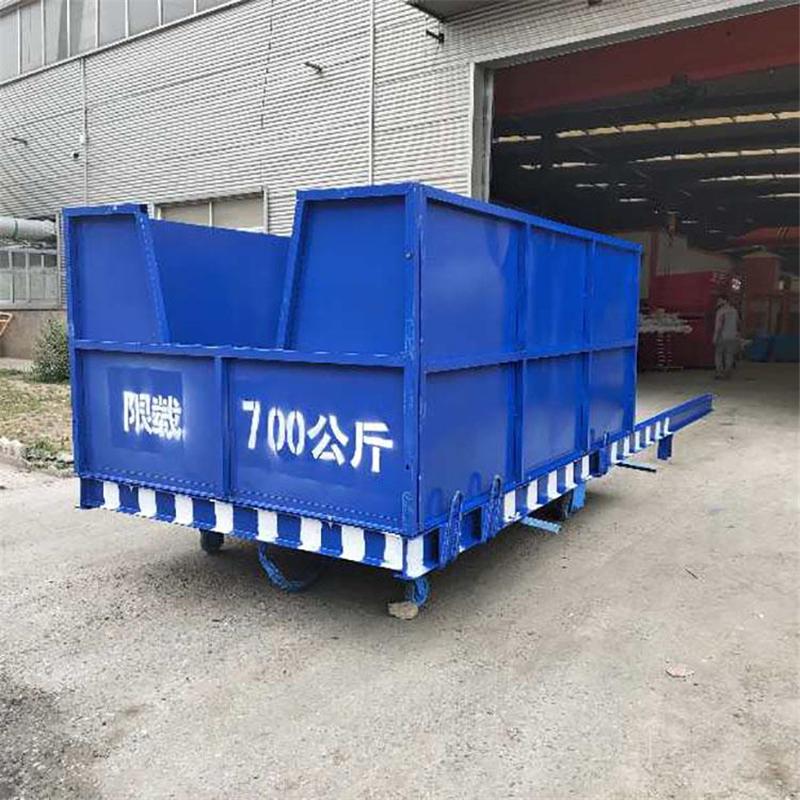 厂家直销建筑工地卸料平台悬挑式高空卸料设备 大型物料装卸平台